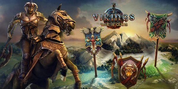 Vikings War Of Clans: browser game di strategia con vichinghi