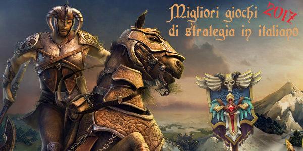 I 5 migliori browser game di strategia in italiano (2017)