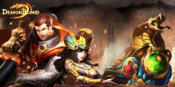 Demon Blood: nuovo browser MMORPG fantasy