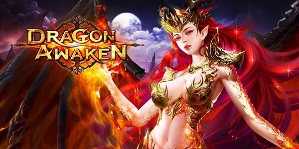 Dragon Awaken: nuovo browser MMORPG fantasy con draghi