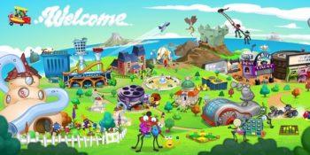 Bin Weevils: browser game RPG per bambini