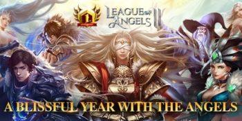 League of Angels II celebra il primo anniversario