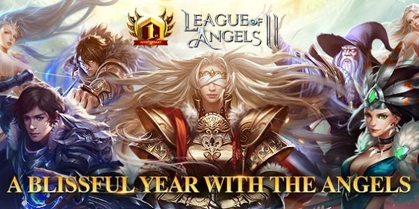League of Angels II celebra il primo anniversario