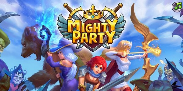 Mighty Party: browser game di carte collezionabili