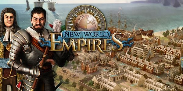New World Empires: browser game di strategia coloniale in italiano