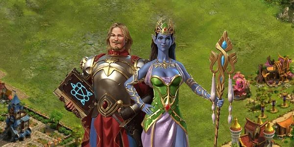 Elvenar: browser game di strategia fantasy in italiano