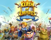 Clash of Empires: nuovo gioco di strategia di Shakes & Fidget