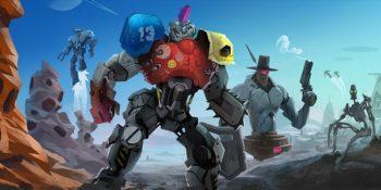 RoboManiac: costruisci il tuo robot e combatti