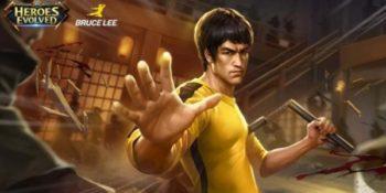 Heroes Evolved si prepara ad accogliere Bruce Lee